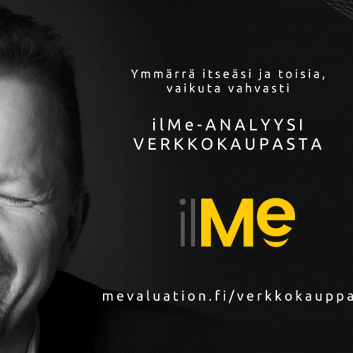 ilMe-analyysin voi nyt tilata verkkokaupasta
